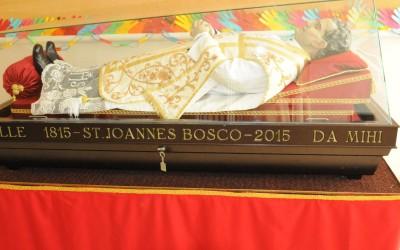 Salesianos: Relíquia de São João Bosco vai estar em Portugal