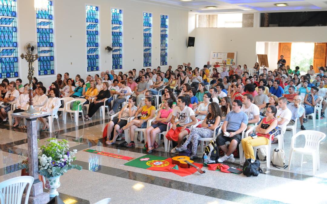 Peregrinos em Missão em Bonsucesso e Penha