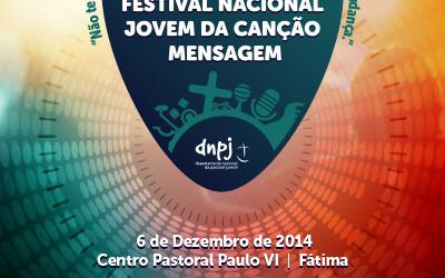 Festival Nacional da Canção Mensagem '14