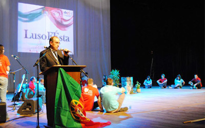 """""""Os jovens são importantes e devem ter um lugar importante nas comunidades"""", assinala D. Ilídio Leandro"""