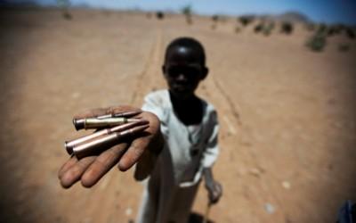 Sudão do Sul: a tragédia quase esquecida das crianças-soldado