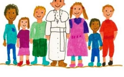 """""""Querido Papa Francisco"""", respostas a cartas de crianças. Uma resposta veio para Portugal."""