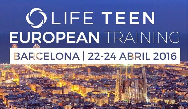 Encontro Europeu «Life Teen» em Barcelona