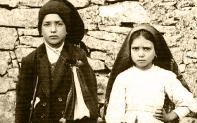 Papa Francisco vai canonizar pastorinhos Francisco e Jacinta Marto em Fátima
