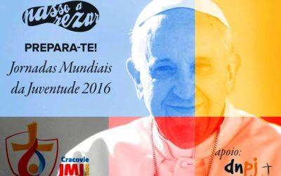 «Em Passos para Mais», Papa Francisco ajuda a preparar as JMJ 2016