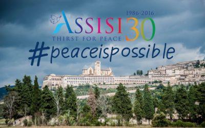 Dia de Oração pela paz (20 setembro 1986-2016)
