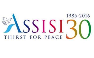 Dia de Oração pela Paz no mundo, em Assis