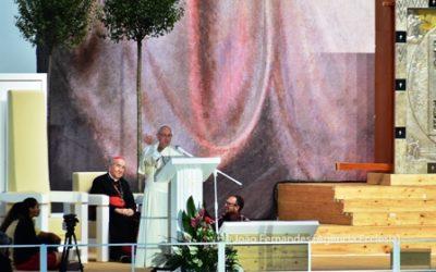 Vigília de oração com os jovens (Campus Misericordiae, 30 jul)