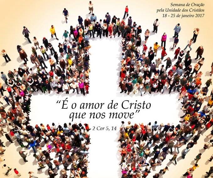 Semana de Oração pela Unidade dos Cristãos 2017 (Celebrações/encontros)