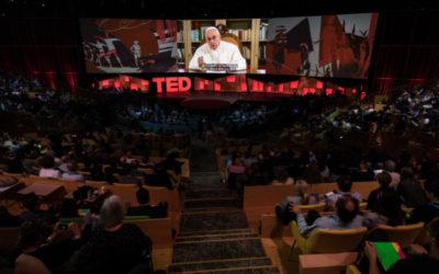 «Revolução da ternura» – Papa Francisco à 'TED Talks' de Vancouver