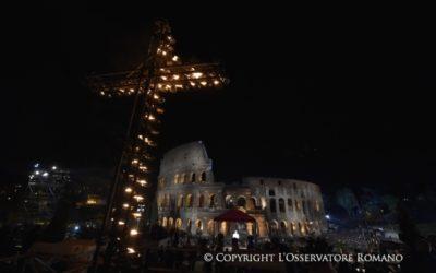 Vergonha e Esperança – Via-Sacra no Coliseu