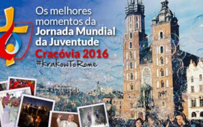 Os «melhores momentos» da JMJ Cracóvia 2016