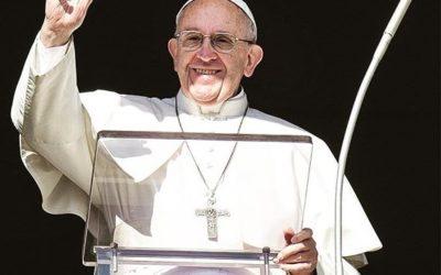 Agenda pública do Papa Francisco reduzida em julho