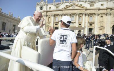 «O que procuram? O que busca o vosso coração?» – Papa Francisco aos jovens