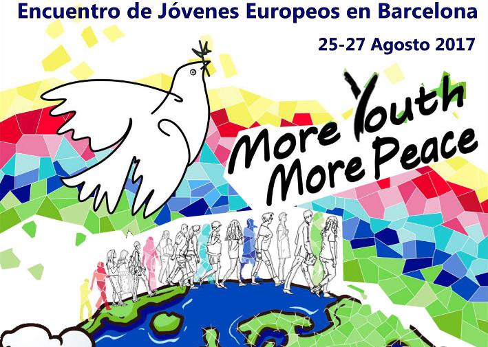 «More Youth, More Peace» – Comunidade de Sant'Egídio em Barcelona