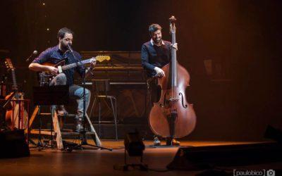 JubJovem: «Preparar a Paz» com António Zambujo e Miguel Araújo