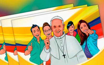 «Ousai sonhar grandes coisas» – Papa Francisco aos jovens da Colômbia