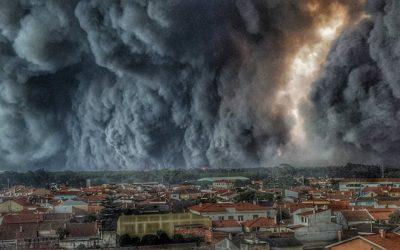 Mensagem do Papa Francisco pelos incêndios em Portugal