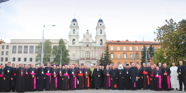 «A Igreja acredita firmemente nos jovens» – bispos da Europa