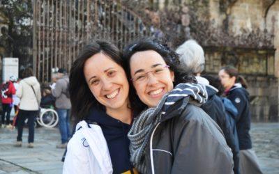 Somos irmãs… ao quadrado!