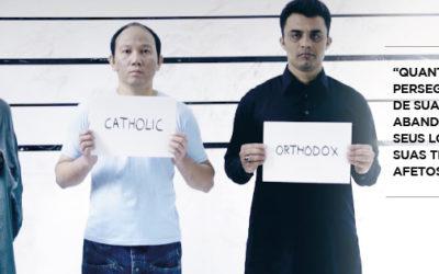 «Ajudar os cristãos perseguidos» – é intenção de oração do Papa Francisco em março
