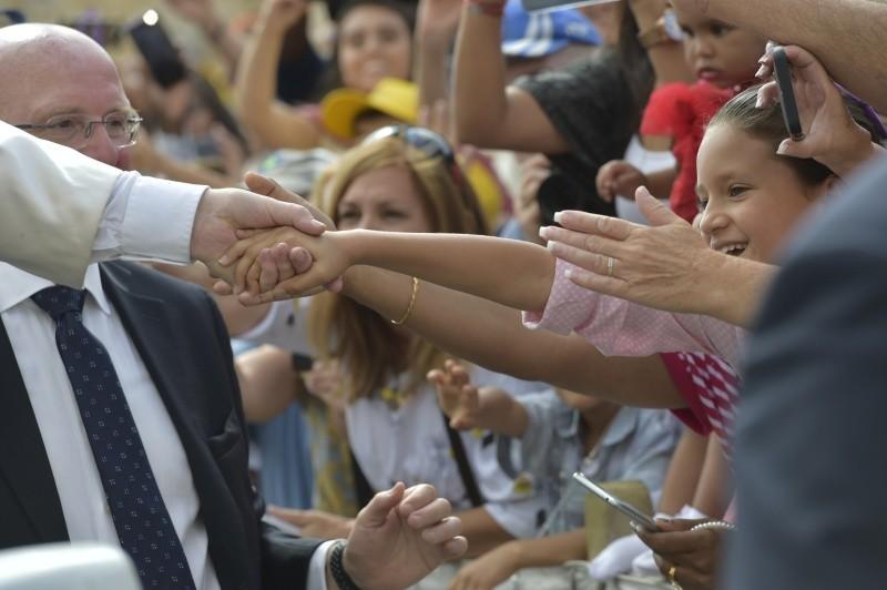Papa Francisco deseja jovens com «fome de vida autêntica»