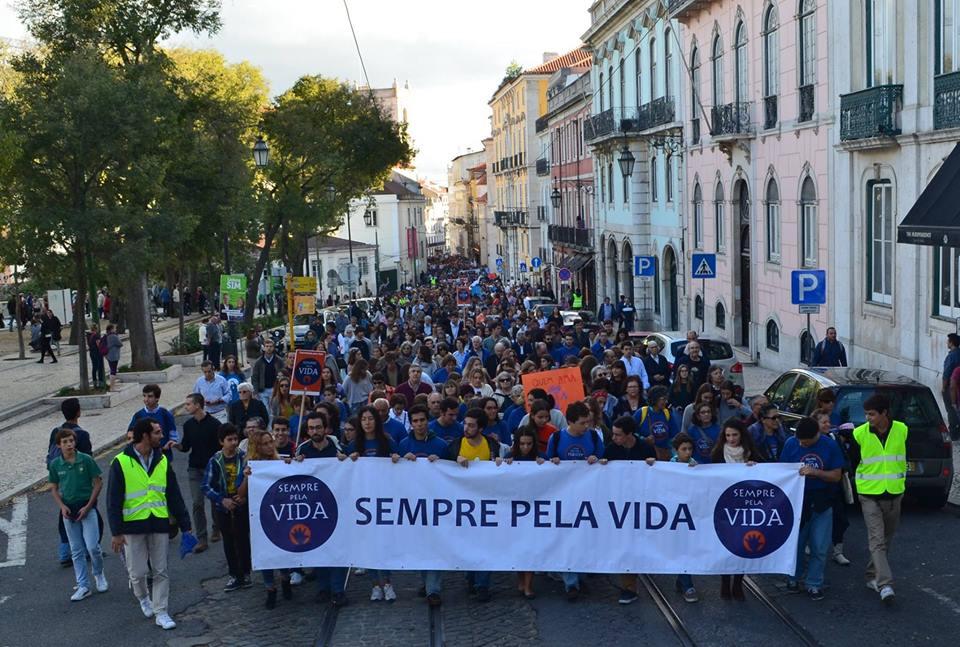 «Caminhada pela Vida» 2018