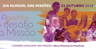 Dia Mundial das Missões 2018