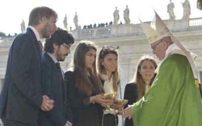 Homília Papa Francisco na Missa de abertura do Sínodo 2018