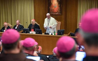 «Sejamos sinal duma Igreja à escuta e em caminho» – Papa Francisco na abertura da assembleia do Sínodo 2018