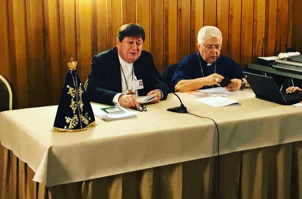 Português é uma das línguas oficiais do Sínodo dos Bispos 2018