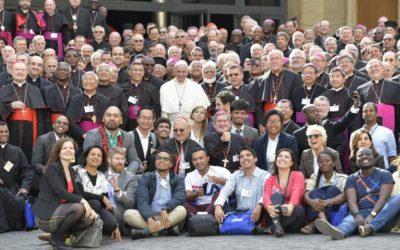Documento final do Sínodo dos Bispos dedicado aos jovens (em português)