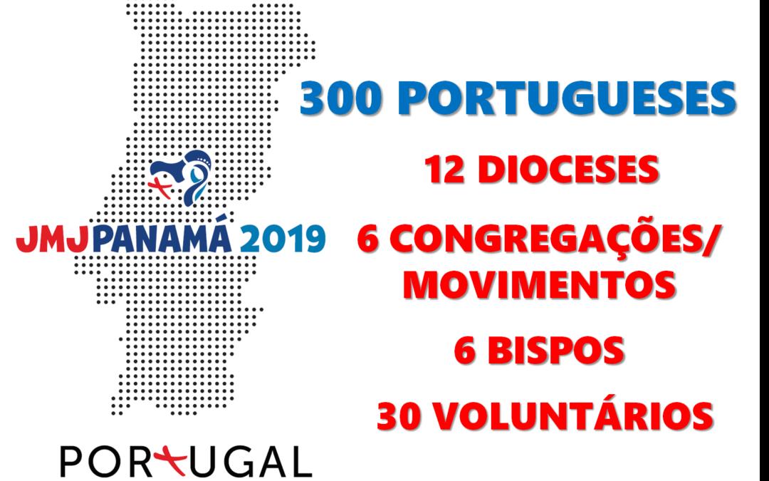 300 portugueses na Jornada Mundial da Juventude no Panamá