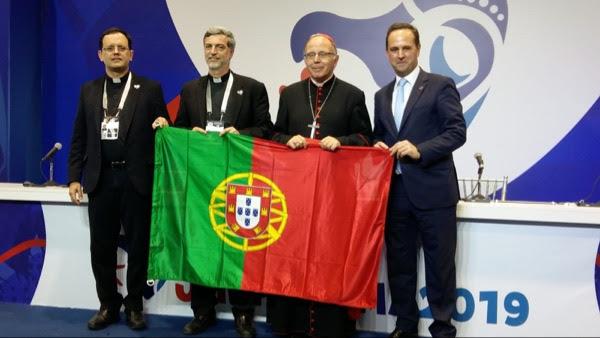«Mar da Palha», o sítio «provável» para os eventos finais da Jornada Mundial da Juventude 2022