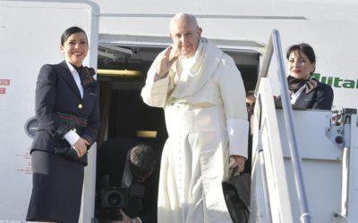 Papa Francisco enviou telegrama com votos de «alegria e de paz» para Portugal