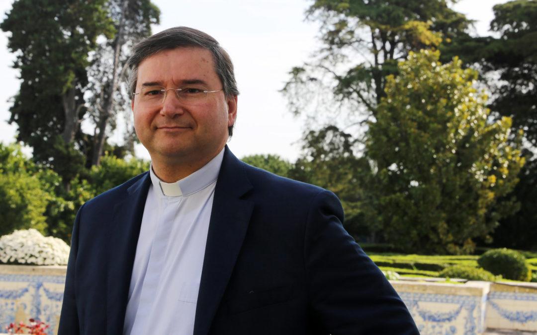 «D. Américo Aguiar foi eleito bispo com a Jornada Mundial da Juventude em Lisboa no horizonte»