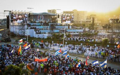 JMJ 2019: Papa presidiu a Via-Sacra com os jovens