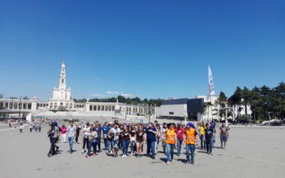 Fátima Jovem 2019 – Partilha, Festa , Oração e Comunhão!