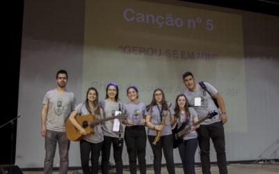 """""""Gerou-se em Mim"""" canção vencedora do XII Festival Nacional da Canção Mensagem"""