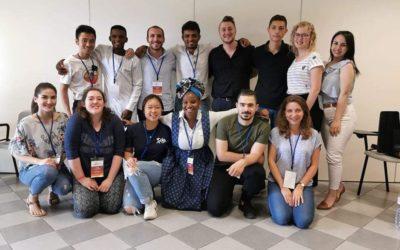 Testemunho da Catarina Duarte e do João Nuno do Fórum Internacional da Juventude