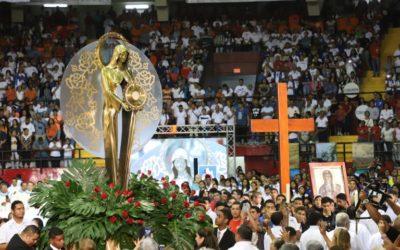 Cruz e ícone de Nossa Senhora da JMJ chegam a Lisboa em 2020