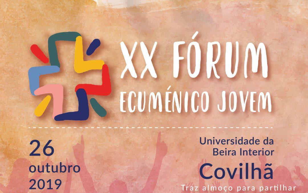 """"""" Atrave-te a ser…""""  – XX Fórum Ecuménico Jovem (FEJ)"""