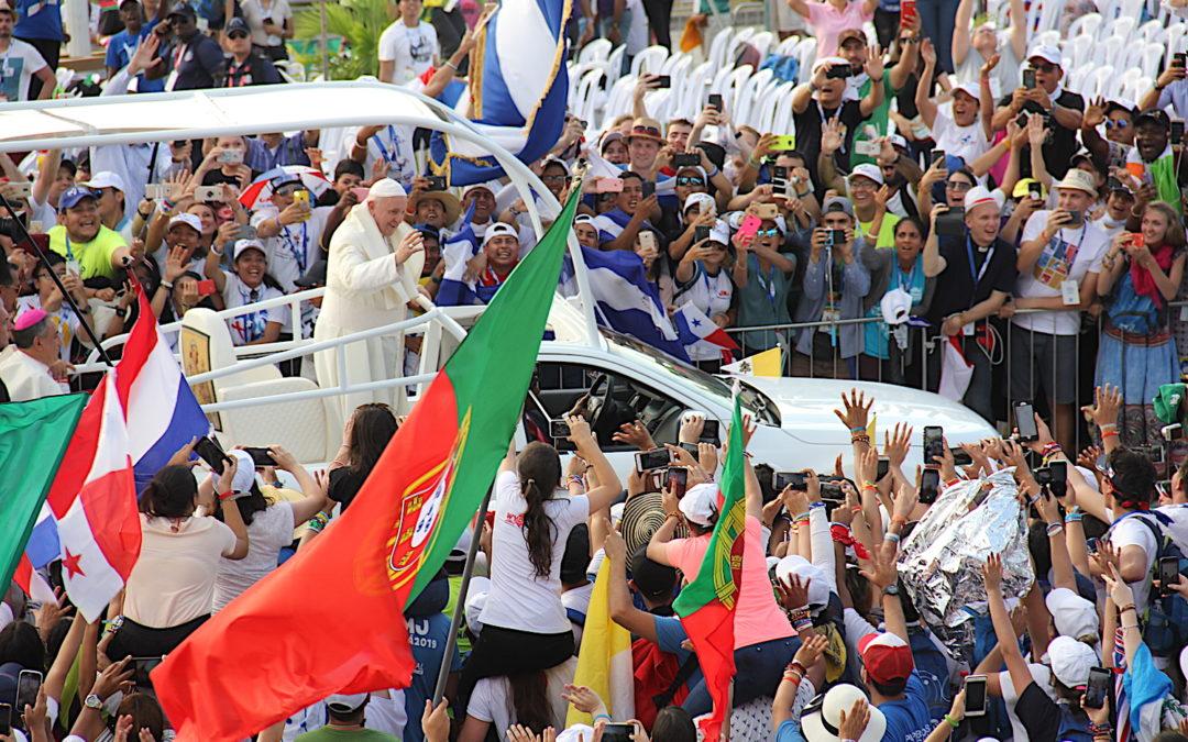JMJ 2022: Entrega dos símbolos da Jornada Mundial da Juventude adiada para 22 de novembro (c/áudio)
