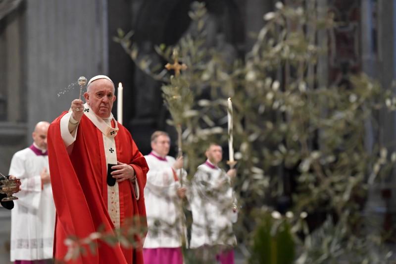 Papa convida jovens a «cultivar e testemunhar» a esperança, generosidade, solidariedade