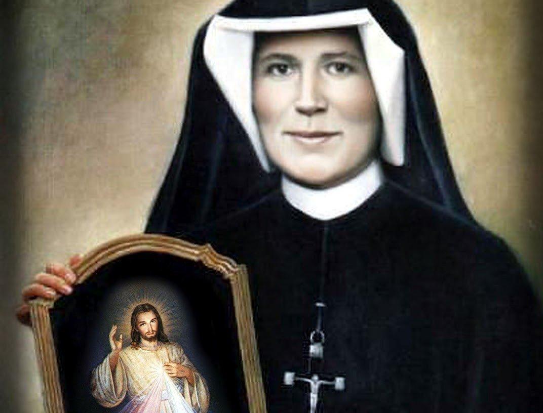 Santa Faustina Kowalska2016