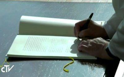 Carta Apostólica «Misericordia et misera»