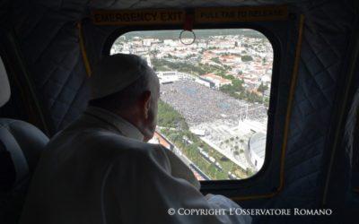 Papa Francisco escreveu aos peregrinos de Fátima