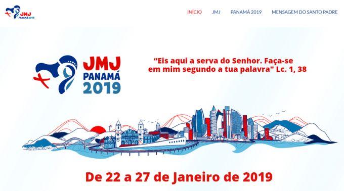 Jornada Mundial Juventude já tem site oficial