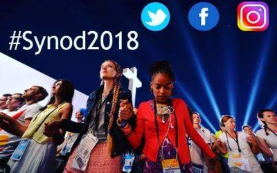 Sínodo 2018 sobre os jovens está nas redes sociais