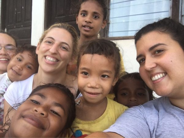 «Cuidar em Timor» - testemunho da missão